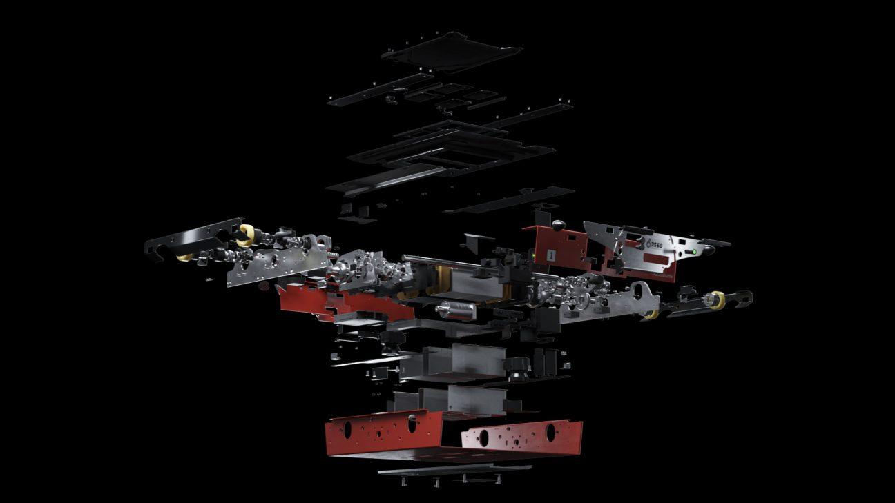 Shuttle parts