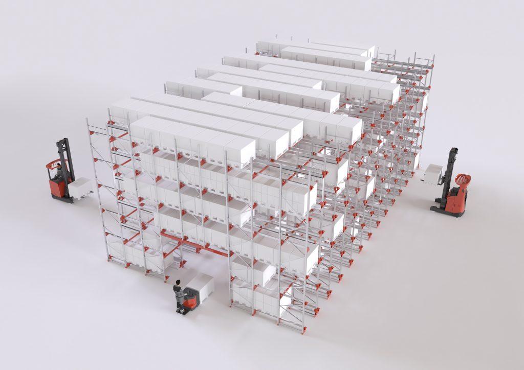 Pikovací tunel Radioshuttle™ zvýší výkon a bezpečnost
